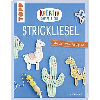 Buch 'Kreativ Kinderleicht – Strickliesel'