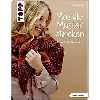 Buch 'Mosaik-Muster stricken - Tücher, Schals, Stulpen & Co.'