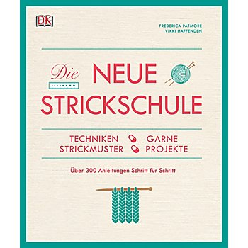 Buch 'Die neue Strickschule'