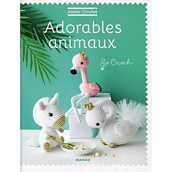 Livre 'Adorables animaux'