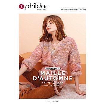 Phildar Magazine 'Maille d'automne' N° 175
