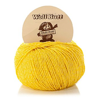 Woll Butt Anisha - Baumwollmischung,  gelb