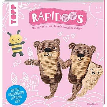 Buch 'Rapidoos – Die einfachsten Häkeltiere aller Zeiten'