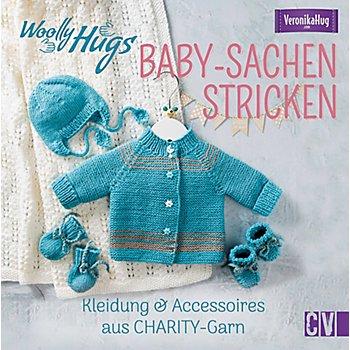 Buch 'Wolly Hugs Baby-Sachen stricken'