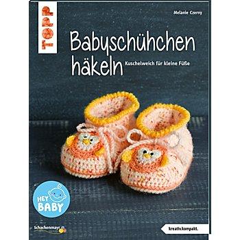 Buch 'Babyschühchen häkeln – Kuschelweich für kleine Füße'