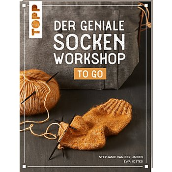 Buch 'Der geniale Socken-Workshop to go'