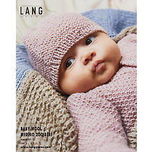 Lang Yarns Heft 'Booklet - Baby Wool'