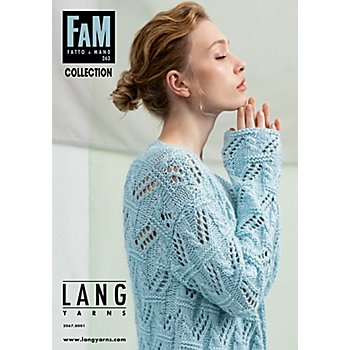Lang Yarns Heft 'FAM 263 Collection'