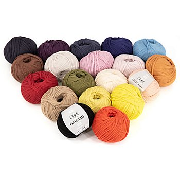 Lang Yarns Wolle Origami