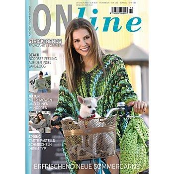 ONline Heft 'Stricktrends Frühjahr/Sommer 2020'