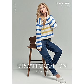 Schachenmayr Heft 'Booklet No 3 - Organic Cotton'