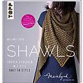 """Buch """"Shawls – Tücher stricken mit Stil"""""""