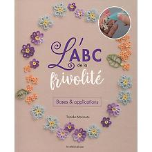 Livre 'L'ABC de la frivolité'