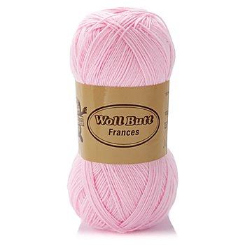 Woll Butt Frances - Acrylgarn, rosa