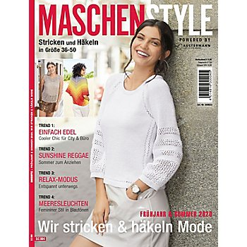 Austermann Heft 'Maschen-Style SC 004 Frühjahr/Sommer 2020'