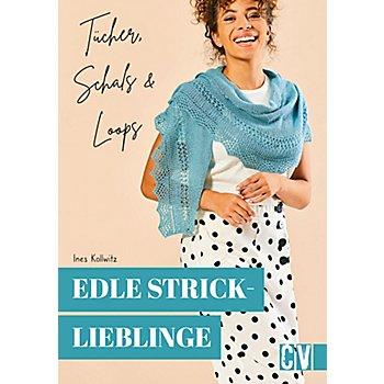 Buch 'Edle Stricklieblinge - Tücher, Schals & Loops'