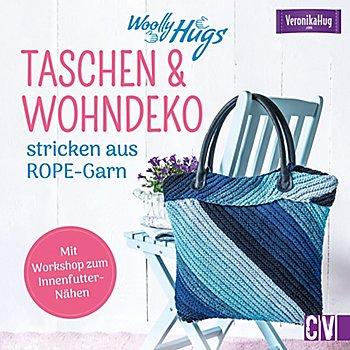 Buch 'Woolly Hugs – Taschen & Wohndeko'