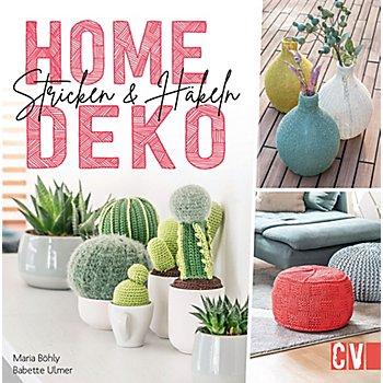 Buch 'Home-Deko Stricken & Häkeln'