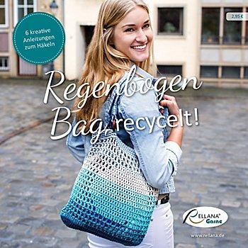 Rellana Anleitungsheft 'Regenbogen Bag, recycelt!'
