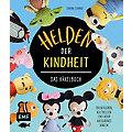 """Buch """"Helden Der Kindheit – das Häkelbuch"""""""