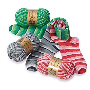 Set éco Woll Butt laine à chaussettes 'Wildspitze', 300 g