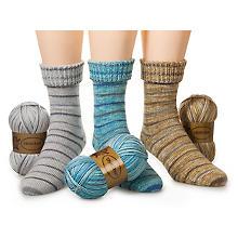 Set Woll Butt laine à chaussettes 'Norfolk', 300 g