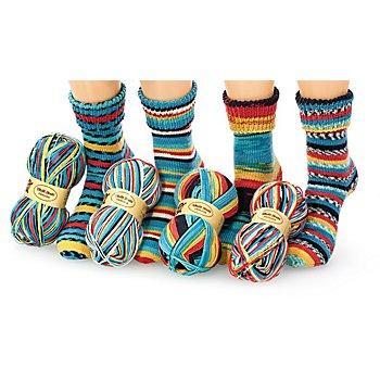 Woll Butt set de laine à chaussettes 'Perugia', 400 g