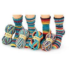 Set éco Woll Butt laine à chaussettes 'Perugia', 400 g