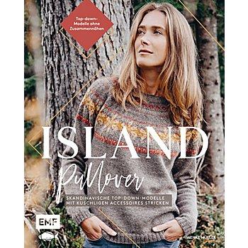 Buch 'Islandpullover – Skandinavische Top-Down-Modelle mit kuschligen Accessoires stricken'