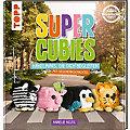 """Buch """"Super Cubies – Häkelminis, die dich begleiten"""""""