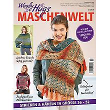 Heft 'Woolly Hugs Maschenwelt 02/2020'