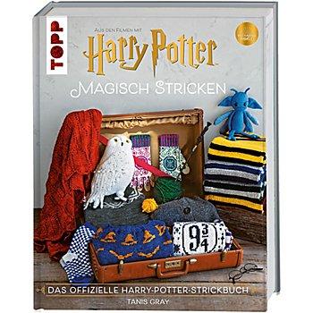 Buch 'Harry Potter – Magisch stricken'