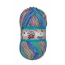 Opal Laine à chaussettes 'lifestyle', 6 fils