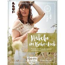 Buch 'Häkeln im Boho-Look – Fashion, Schmuck, Accessoires und Homedeco'
