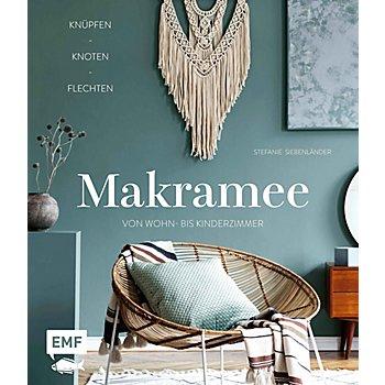 Buch 'Makramee – von Wohn- bis Kinderzimmer'