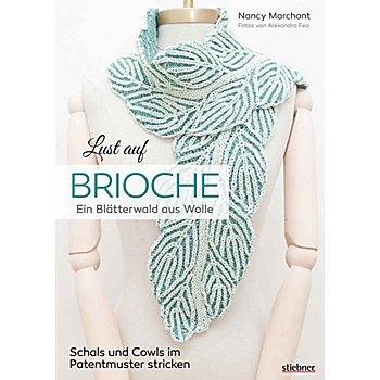 Buch 'Lust auf Brioche – Ein Blätterwald aus Wolle'