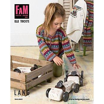 Lang Yarns Heft 'FAM 241 Elle Tricote'