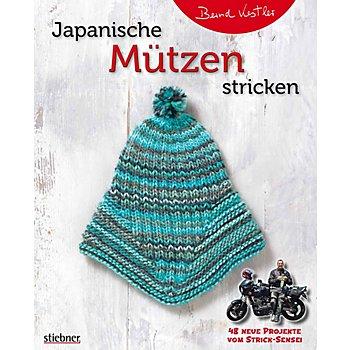 Buch 'Japanische Mützen stricken'