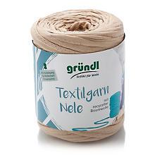 Gründl Textilgarn, Cremetöne, 500 g