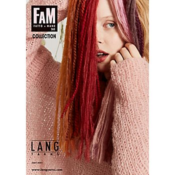 Lang Yarns Magazine 'FAM 265 Collection'