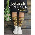 """Buch """"Lettisch stricken – Socken"""""""