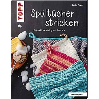 Buch 'Spültücher stricken – Originell, nachhaltig und dekorativ'