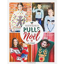 Livre 'Indispensables pulls de Noël au tricot'