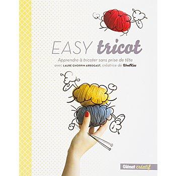 Livre 'Easy tricot'