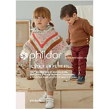 Phildar Magazine 'Il était un petit fil...' N° 193