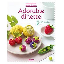 Livre 'Adorable dînette'