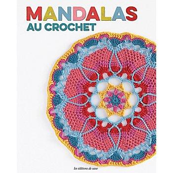 Livre 'Mandalas au crochet'