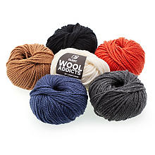 Lang Yarns Laine WOOLADDICTS Glory