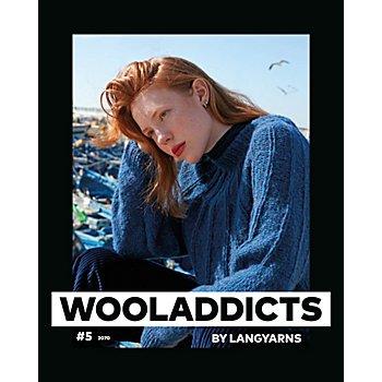 Lang Yarns Magazine 'WOOLADDICTS' #5