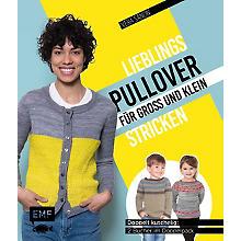 Buch 'Lieblingspullover für Gross und Klein stricken'